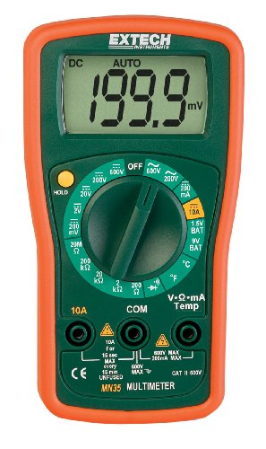 15 Best Multimeter for Electronics & Home Usage in 2019 (Review & Guide)