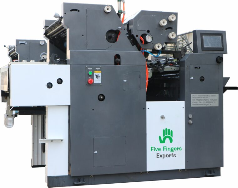 Top Offset Printing Machine Manufacturers in India | PP Woven Sack Making Machine Suppliers in India