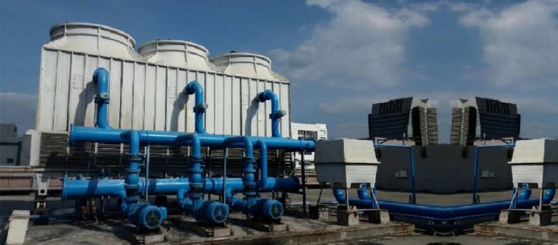 Cooling Tower Manufacturers in India | FRP Cooling Tower Supplier Coimbatore